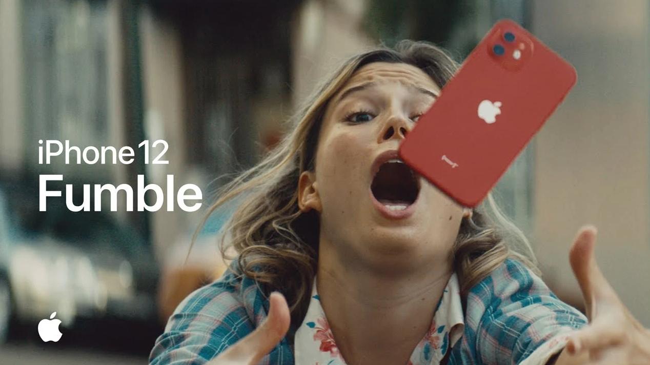 Iphone 12 Fumble